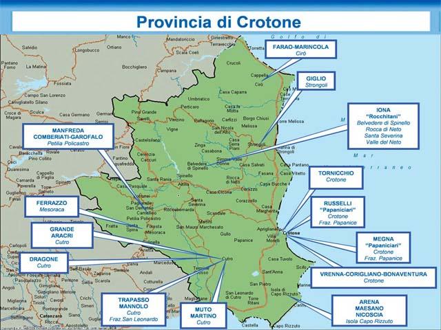 Quattordici i clan di  ndrangheta attivi in provincia di Crotone  la  relazione della Direzione investigativa antimafia In evidenza 764f1d7422be