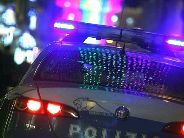 polizia volante notturna