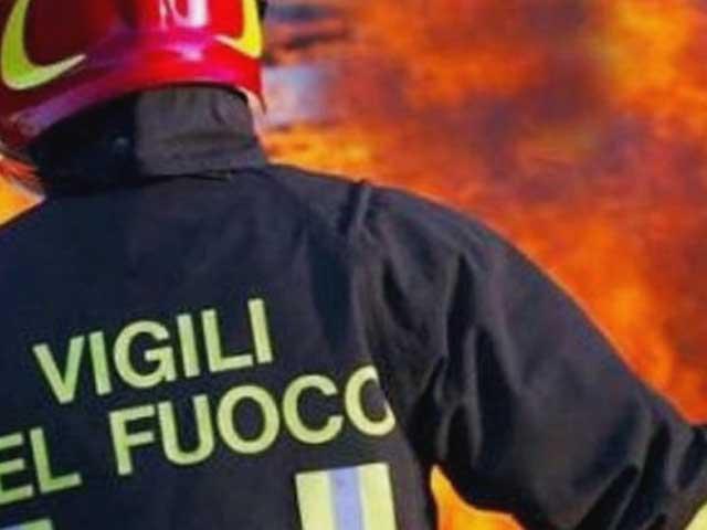 vigili fuoco incendio generica