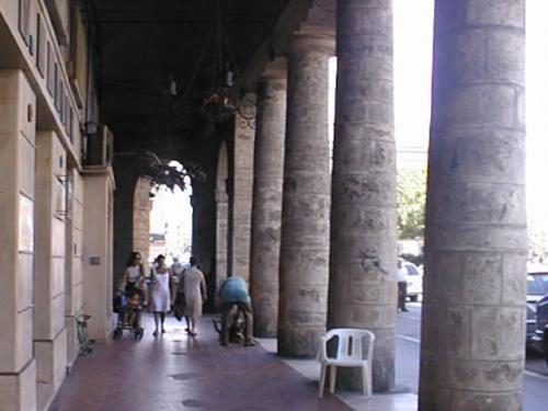 Ufficio Moderno Portici : I portici di crotone furono realizzati nel